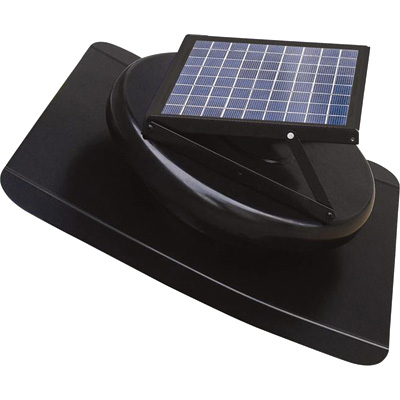 Honeywell Solar Attic Fan Carefree Air Conditioning And