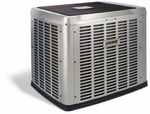 Luxaire Acclimate Series Air Conditioner Carefree Air